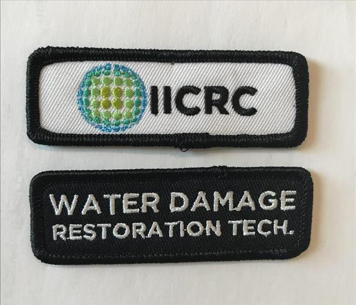 Water Damage IICRC Accredited Firm