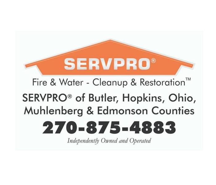 Why SERVPRO Why Call SERVPRO?