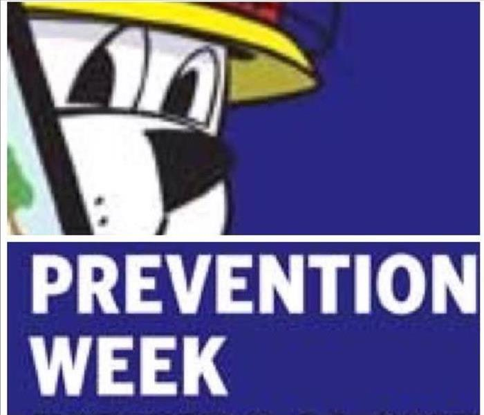 Fire Damage October 7th-13th, Fire Prevention Week